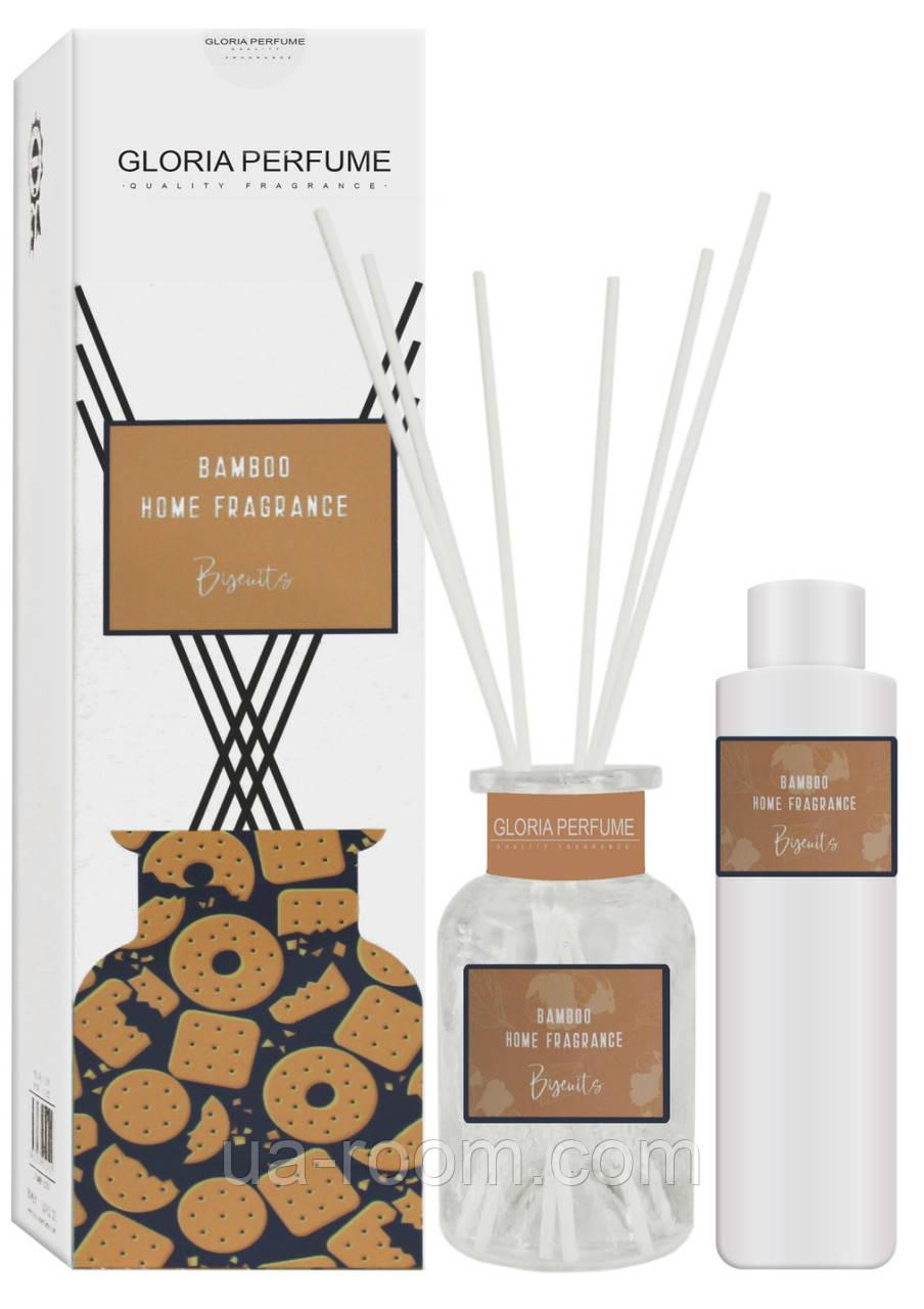 Аромадиффузор Bamboo Home Fragrance Biscuits, 150 мл.