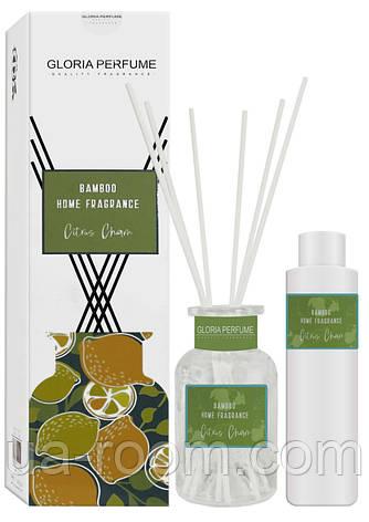 Аромадиффузор Bamboo Home Fragrance Citrus Charm, 150 мл., фото 2