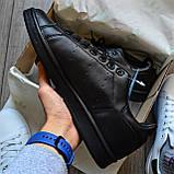 Кроссовки мужские Adidas Stan Smith D8798 Black, фото 2