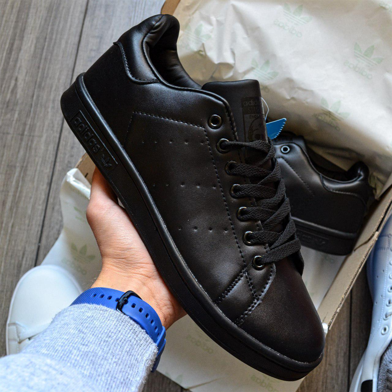 Кроссовки мужские Adidas Stan Smith D8798 Black