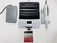 Профессиональный фрезер для маникюра и педикюра ZS-710 на 65 Вт - 50000 об./мин. (с ручкой и педалью), фото 4