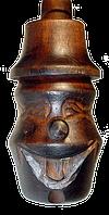 Мундштук  дед в шляпе с языком, фото 1