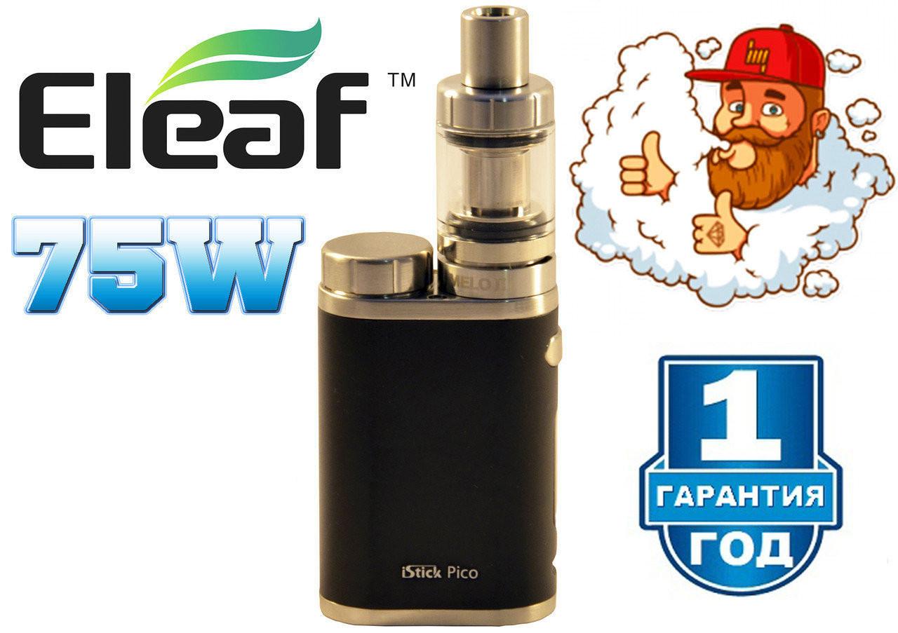 Электронная Сигарета Eleaf iStick Pico TC 75W(копия) айстик пико Бокс Мод