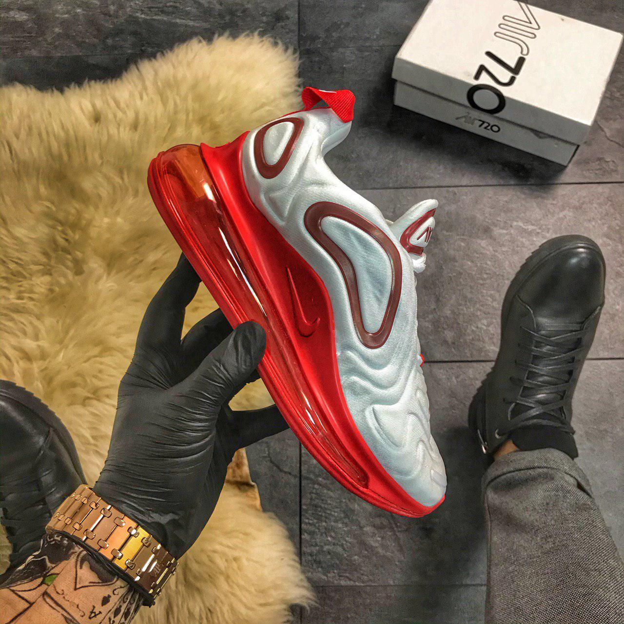 Nike Air Max 720 Red White