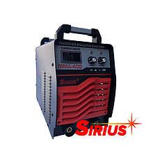 Промисловий інвертор SIRIUS MMA-400 (380В)