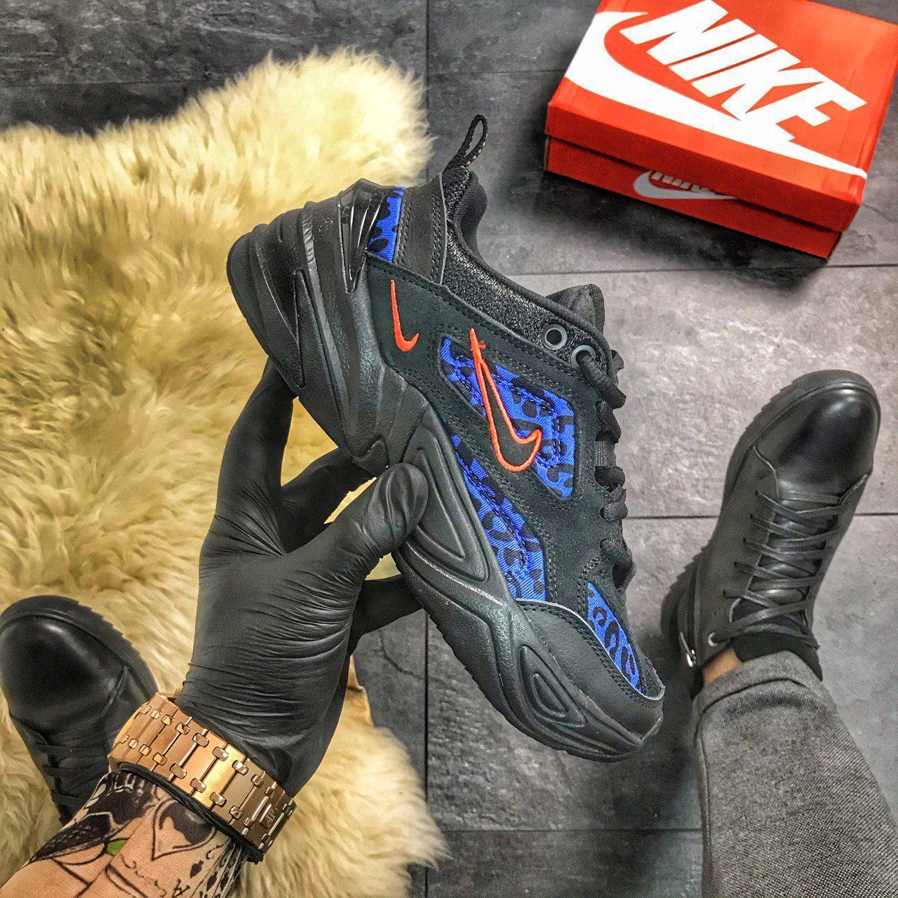 "Nike M2K Tekno ""Black Leopard"" Pack"