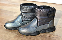 Зимние сапожки для девочки размер 32-37 ТОМ.М, фото 1