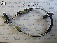 Троси перемикання КПП 6 передач Astra J, Астра J 1.7 2.0 F40 55563700