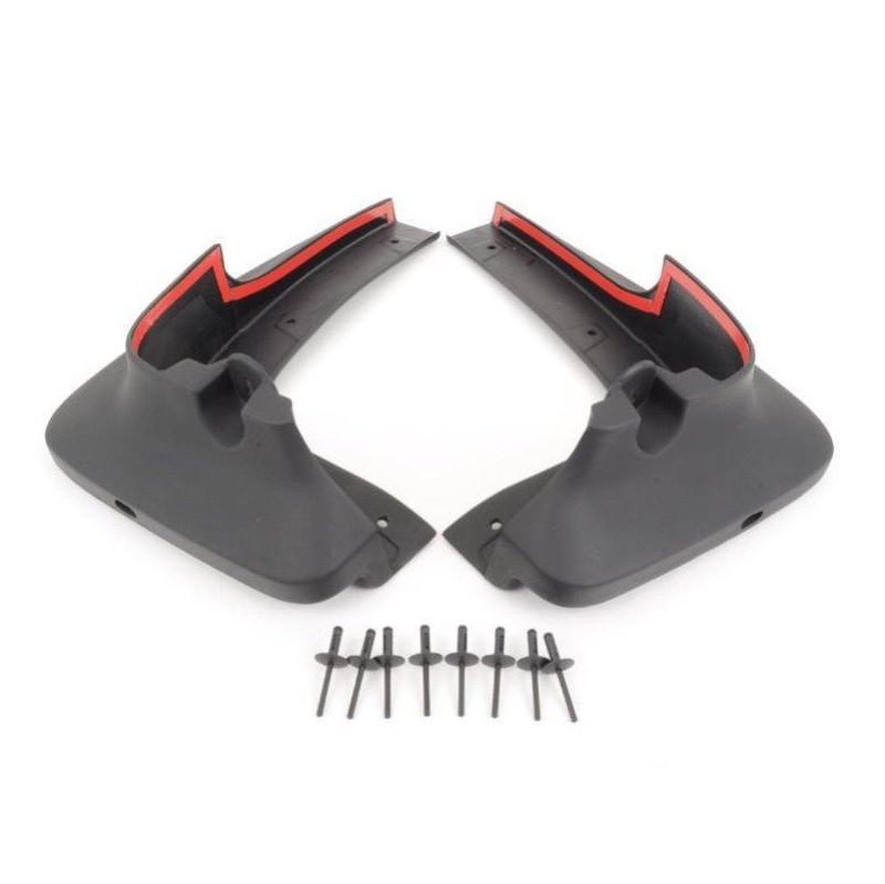 Оригинальные задние брызговики для BMW X6 (E71) (82160430749)