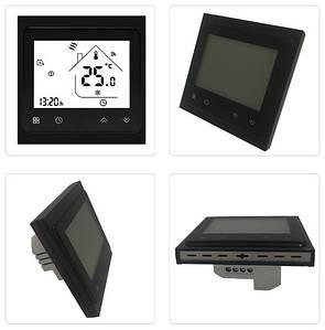 Терморегулятор Heat Plus, BHT-002 black (черный)