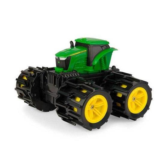 John Deere: мини-трактор Monster Treads с большими колесамиTOMY