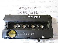 Клапанная крышка Opel Astra 1.6 16V, 55556284, 5607159, 24440090 Z16XEP дефект