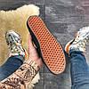"""Мужские зимние кроссовки в стиле Vans SK 8 """"Black"""" Fur, фото 4"""