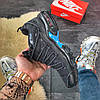 Nike Air Max TN Black Blue, фото 3