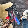 Versace Chain Reaction Black Blue, фото 3