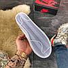 "Мужские кроссовки в стиле Nike Blazer Mid ""Grey"", фото 4"