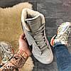 Nike Blazer Mid Grey Fur, фото 2