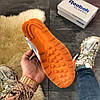 """Мужские кроссовки в стиле Reebok Classic Leather """"Blue/Grey"""", фото 4"""