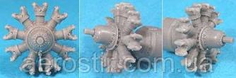 """Bramo 323 """"Fafnir"""" Engine 1/72 Vector72010"""