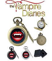 Карманные часы зубы Дневники вампира / The Vampire Diaries