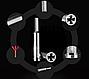 Насадка на дрель/шуруповерт для быстрого скручивания проводов, фото 5