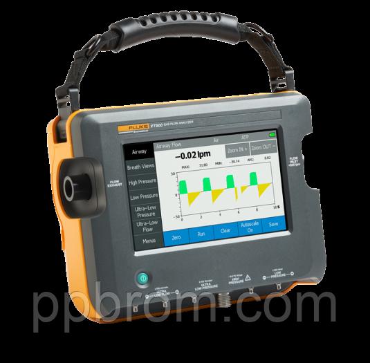 Анализатор расхода газов FLUKE VT900
