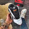 """Мужские зимние кроссовки Adidas Streetball """"Black/Grey"""" (в стиле Адидас ), фото 2"""