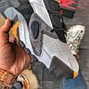 """Мужские зимние кроссовки Adidas Streetball """"Black/Grey"""" (в стиле Адидас ), фото 5"""