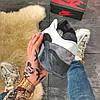"""Мужские зимние кроссовки Adidas Streetball """"Black/Grey"""" (в стиле Адидас ), фото 6"""