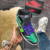 Nike Air Jordan 1 High Green, фото 2