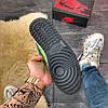 Nike Air Jordan 1 High Green, фото 4