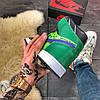 Nike Air Jordan 1 High Green, фото 5