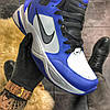 Nike M2K Tekno MID Blue White, фото 5
