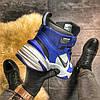 Nike M2K Tekno MID Blue White, фото 6