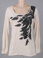 Женские футболки длинный рукав секонд хенд оптом
