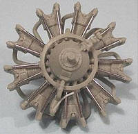 Russian Radial Engine M62/M63/M25 1/72 Vector 72007