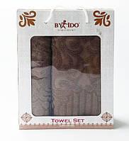 Набор полотенец Gakkard brown
