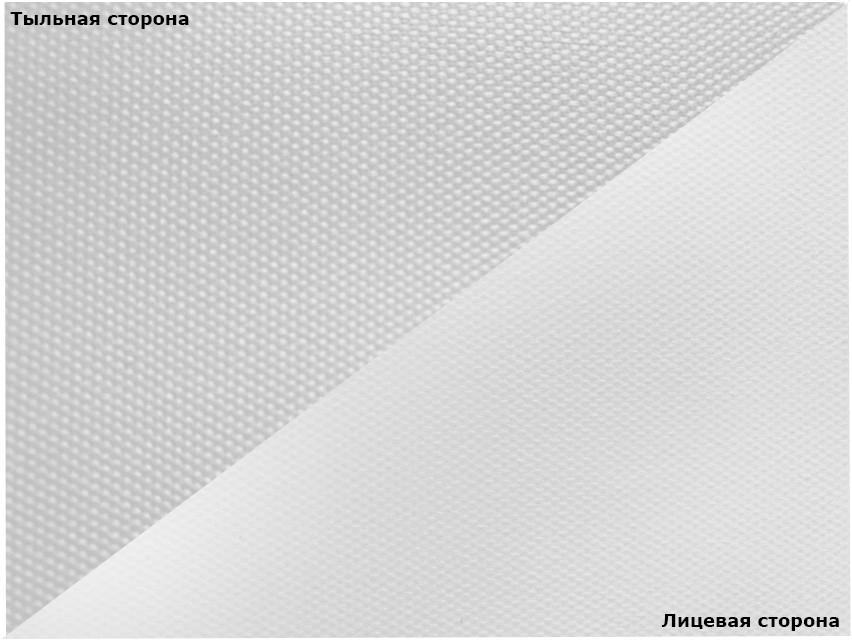 Холст синтетический с матовым покрытием для струйных принтеров 280 г/м2, 1070 мм х 30 метров