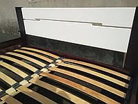 Кровать  из натурального дерева KR 3 , 1400х2000