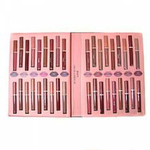 Набор жидких помад Victoria's Secret 58048, 36 цветов блеска для губ