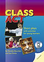 Учебное пособие Delta Publishing Class Act! Daniele Bourdais, Sue Finnie (Audio CD).