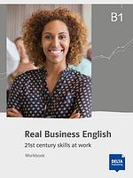 Рабочая тетрадь Delta Publishing Real Business English Developed (Workb. Серия книг Delta Publishing)