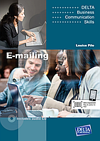 Книга Delta Publishing Delta Business Communication Skills Emailing Susan Lowe and others (+Audio CD)