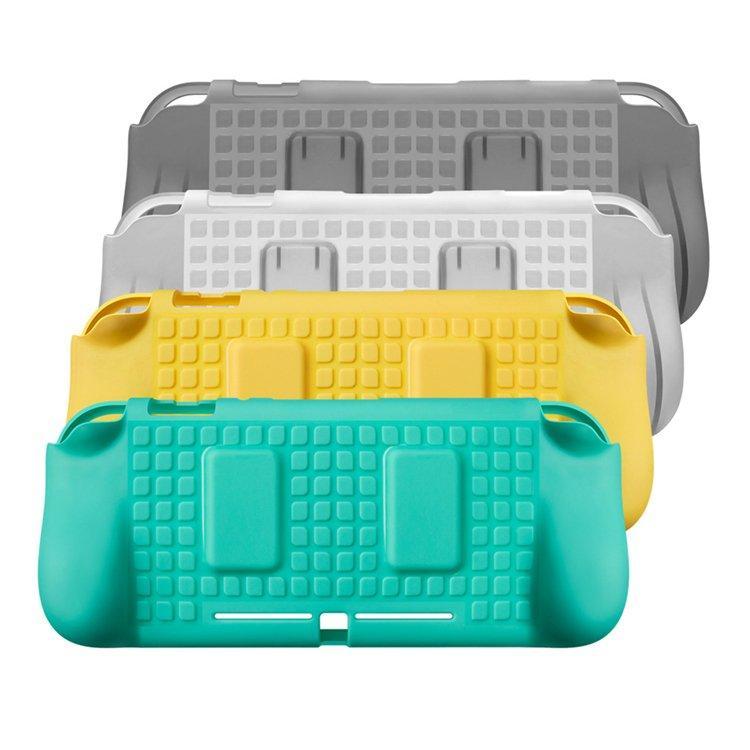 Чехол с ручками Grip Case для Nintendo Switch Lite / Есть стекла