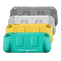 Чехол с ручками Grip Case для Nintendo Switch Lite / Есть стекла, фото 1