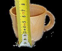 Чашка из дерева