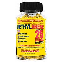 Жиросжигатель Cloma Pharma Methyldrene 100 caps Метилдрен для сушки и похудения