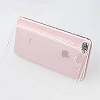 Силиконовый чехол для iPhone 7 Plus / 8 Plus (Прозрачный) (000001921)