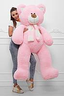 Плюшевый мишка Тоша 180 см. (7) розовый