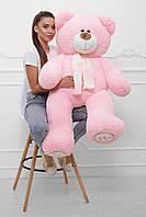 Плюшевый Мишка Тоша 160 см (6) розовый